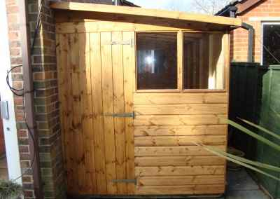 Lean-To 12x6 Super Pent