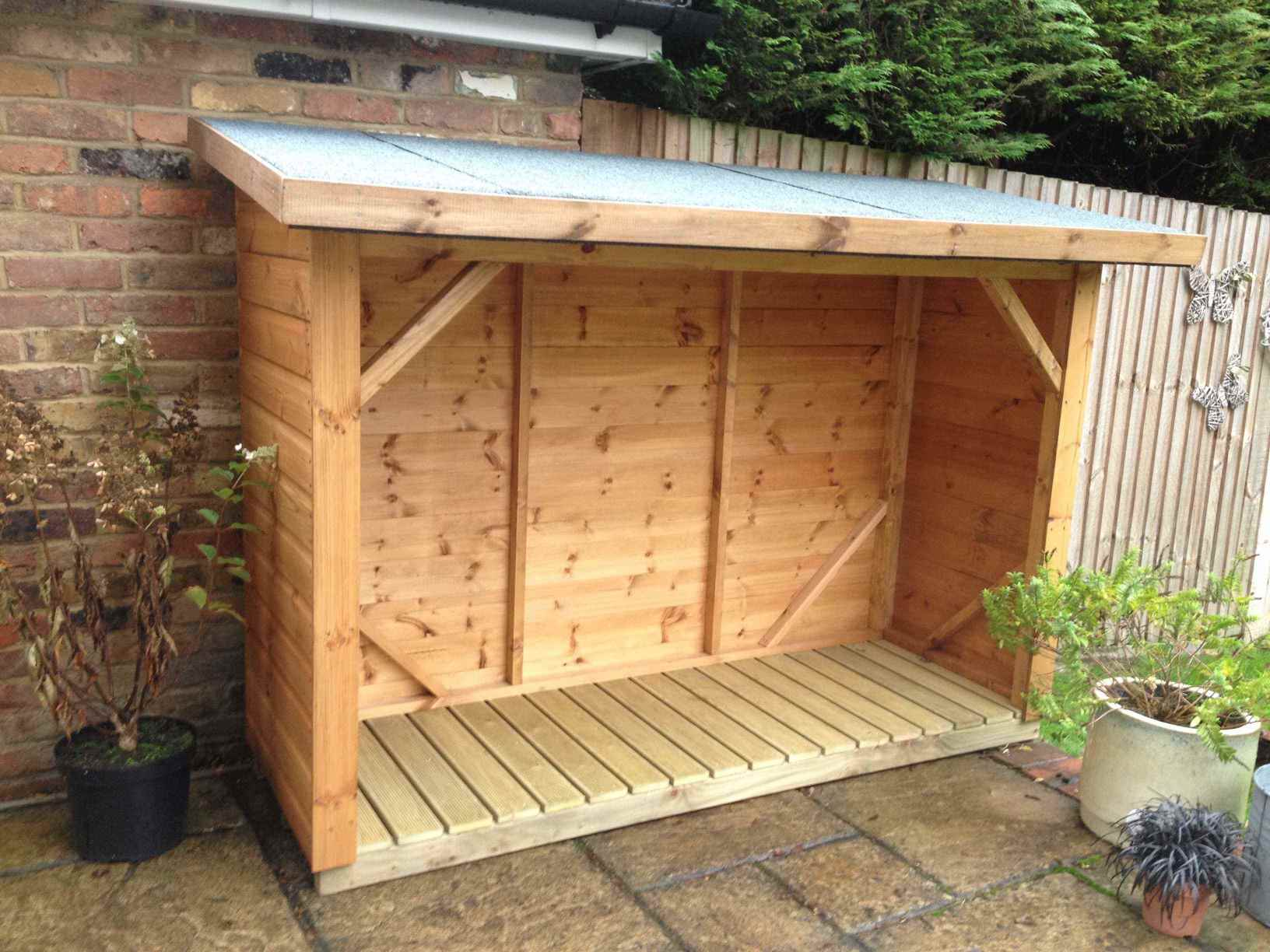 Log Store 7x3 To Customers Design.
