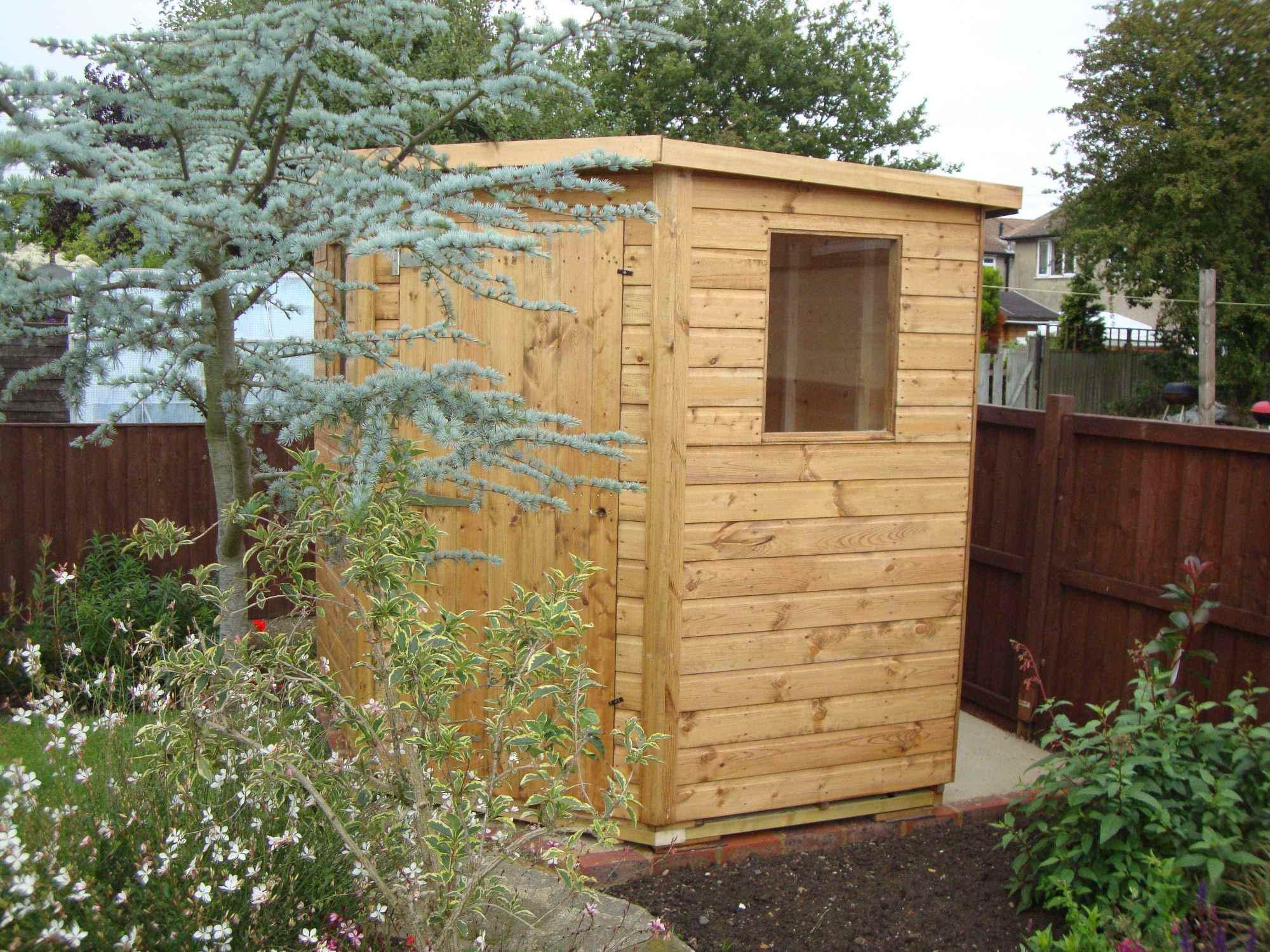 interesting corner garden sheds loglap shed n intended design