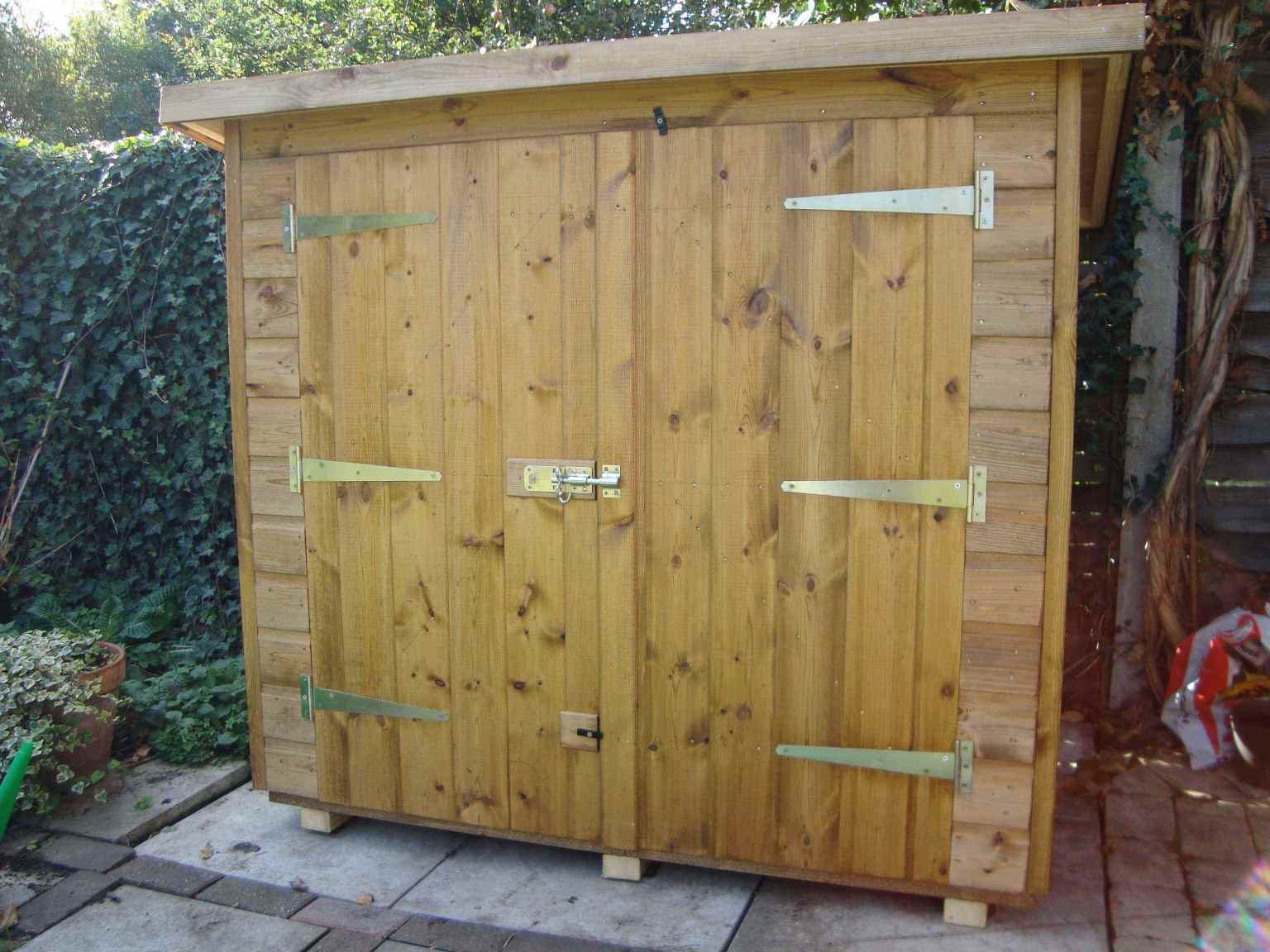 Tool Shed - MB Garden Building