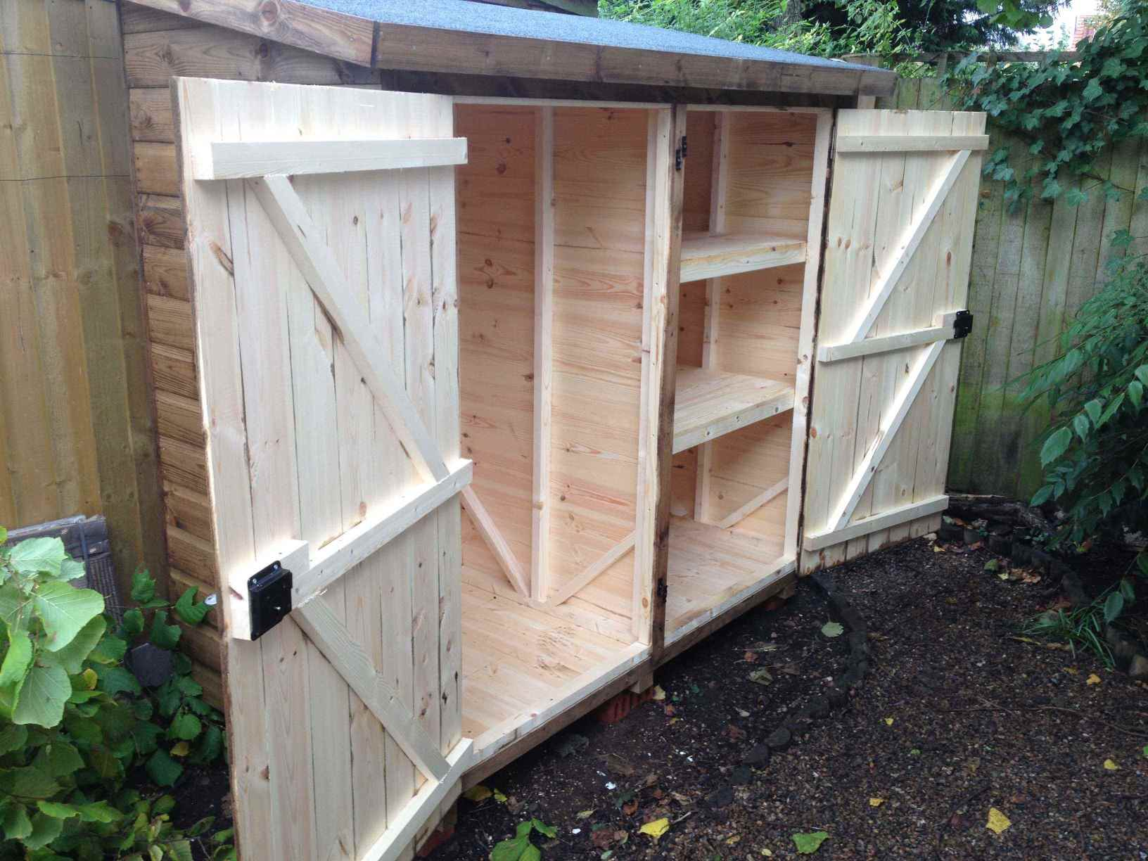 tool shed mb garden building