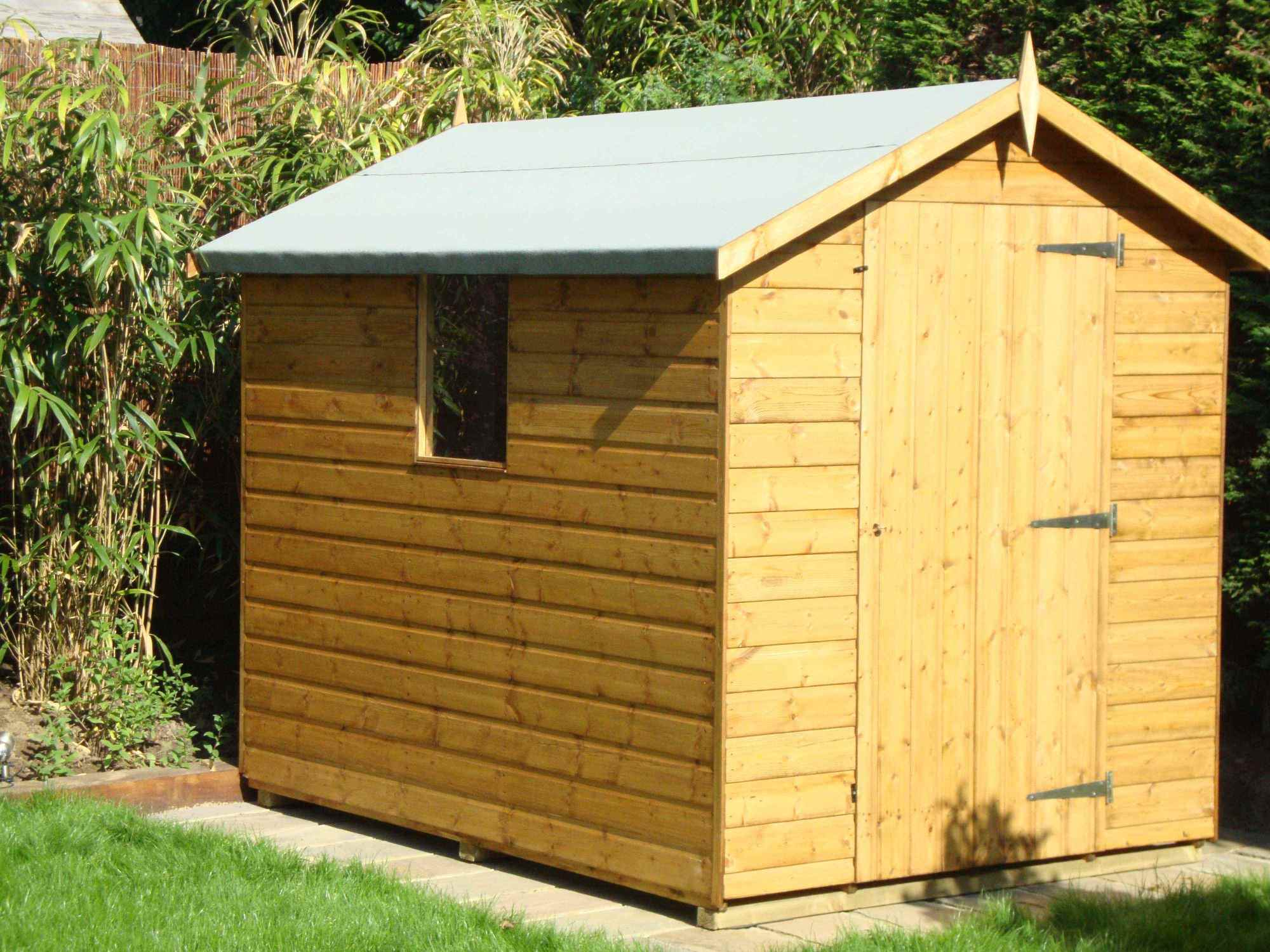 Value apex mb garden building for Apex garden sheds