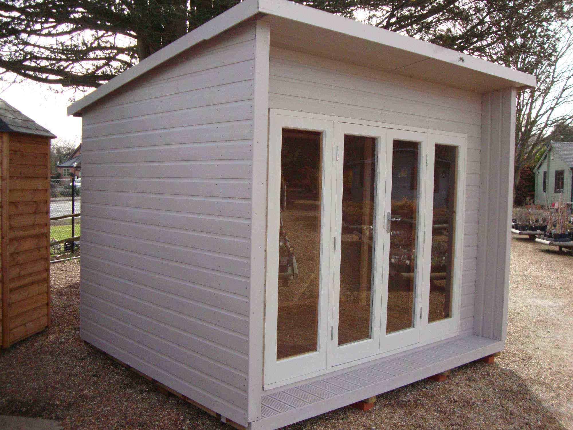 Windsor mb garden building for Windsor garden studio