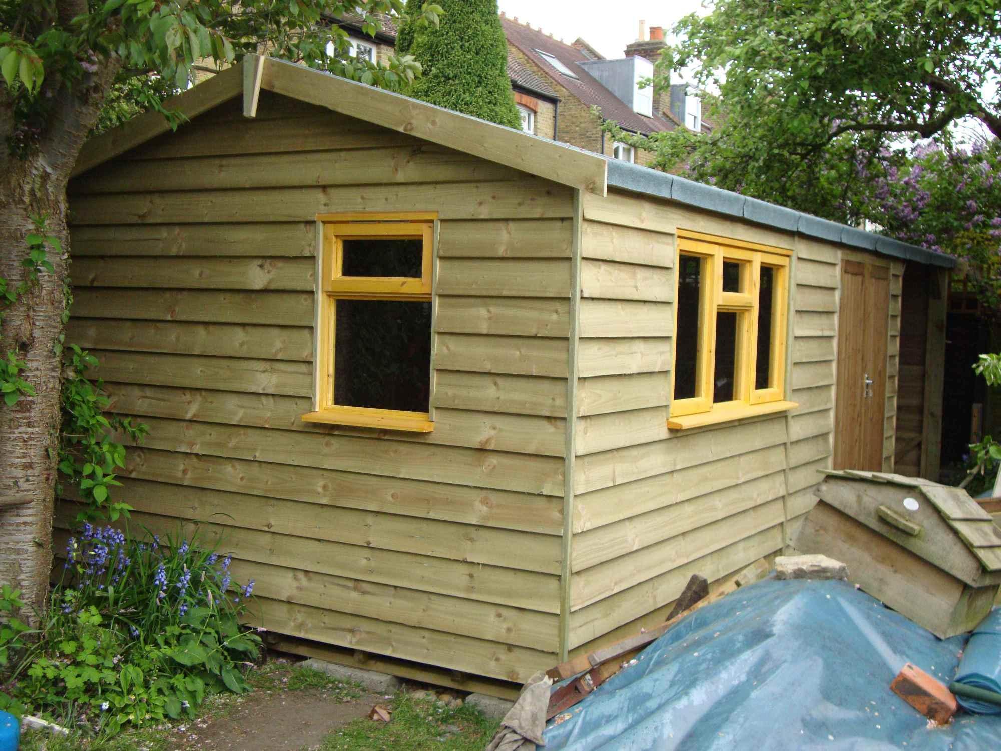 double glazing mb garden building. Black Bedroom Furniture Sets. Home Design Ideas
