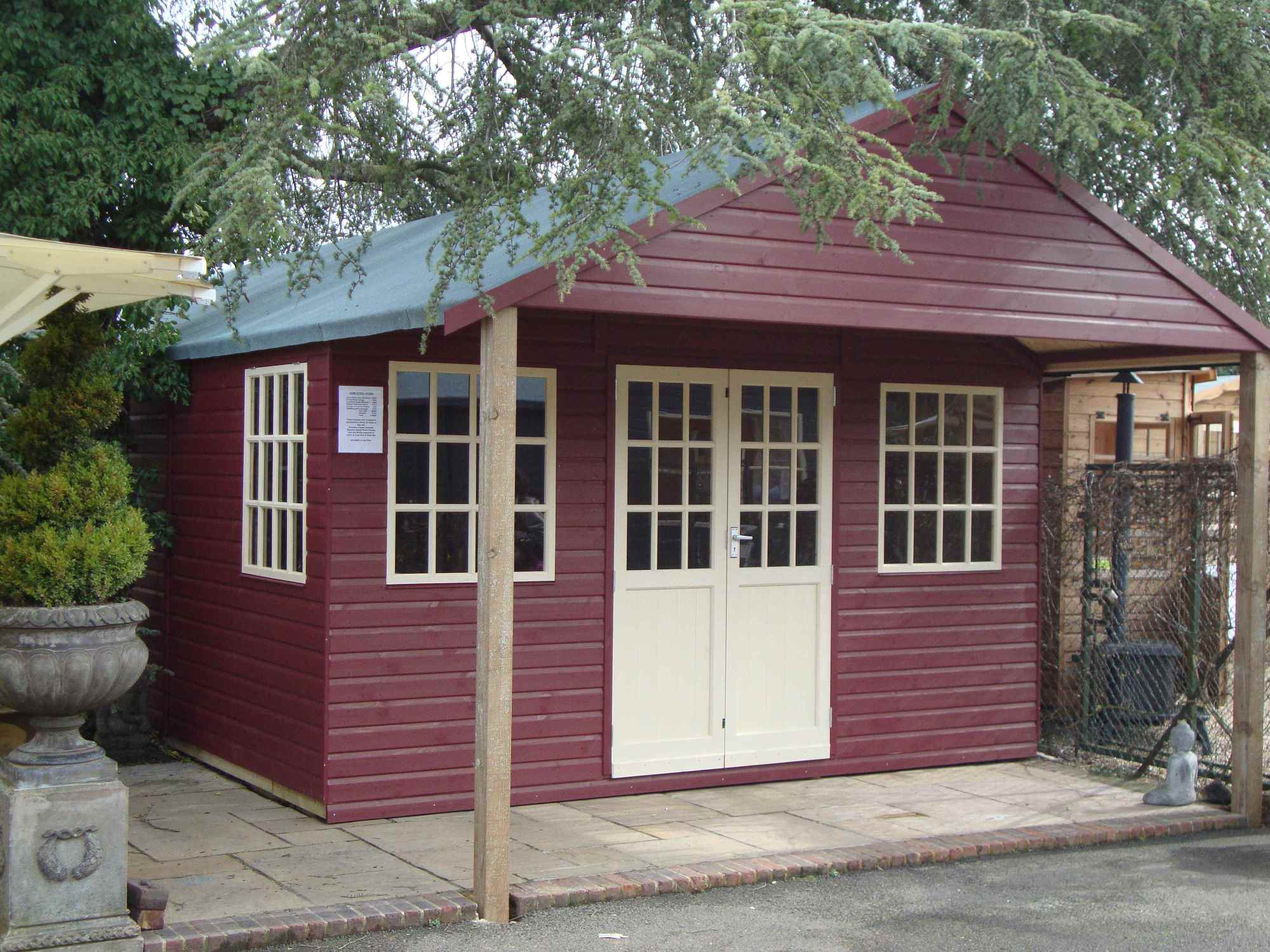 Garden Sheds Ripley mb garden buildings, summer houses, play houses, garden sheds