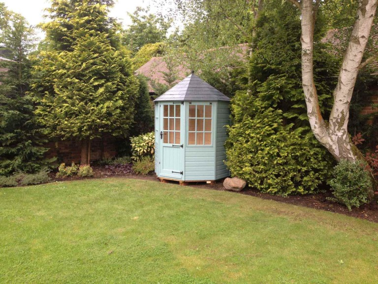 Gazebos Single Door