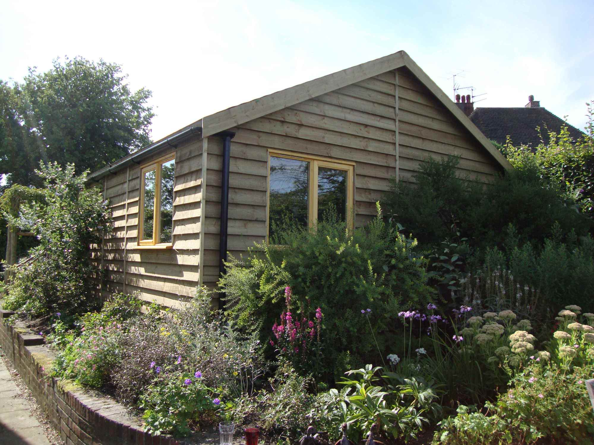 Feather Edge Cladding Heavy Duty Only Mb Garden Building